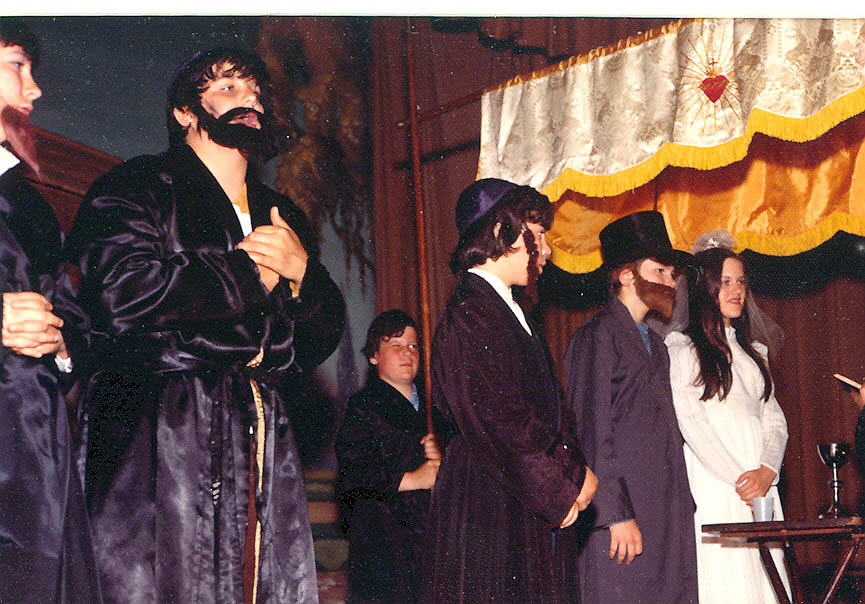 Fiddler On The Roof 1973